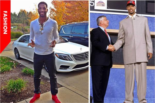 Fashion And Basketball